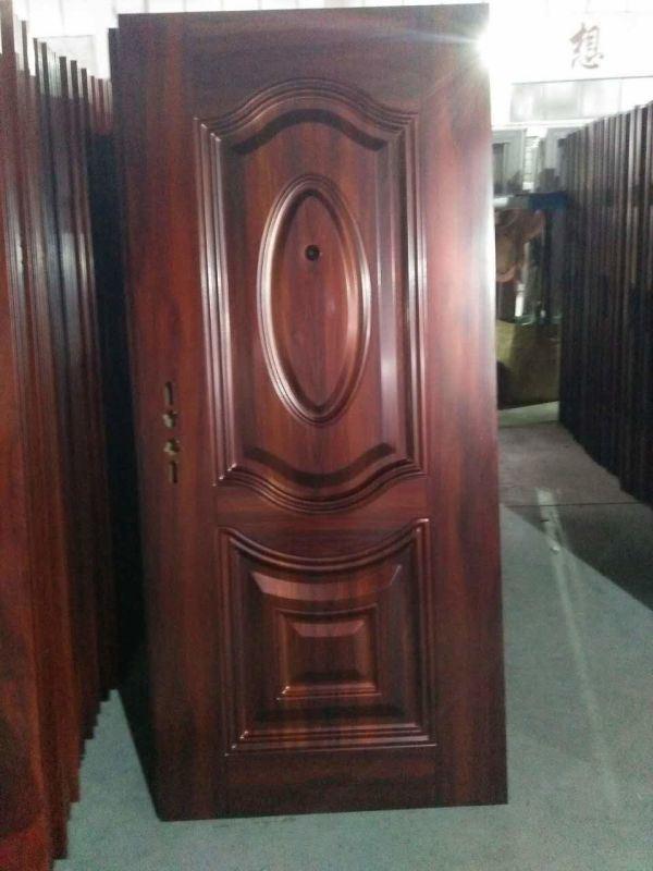 New Design Steel Security Door for Room of Apartment of Hotel (SD-203)