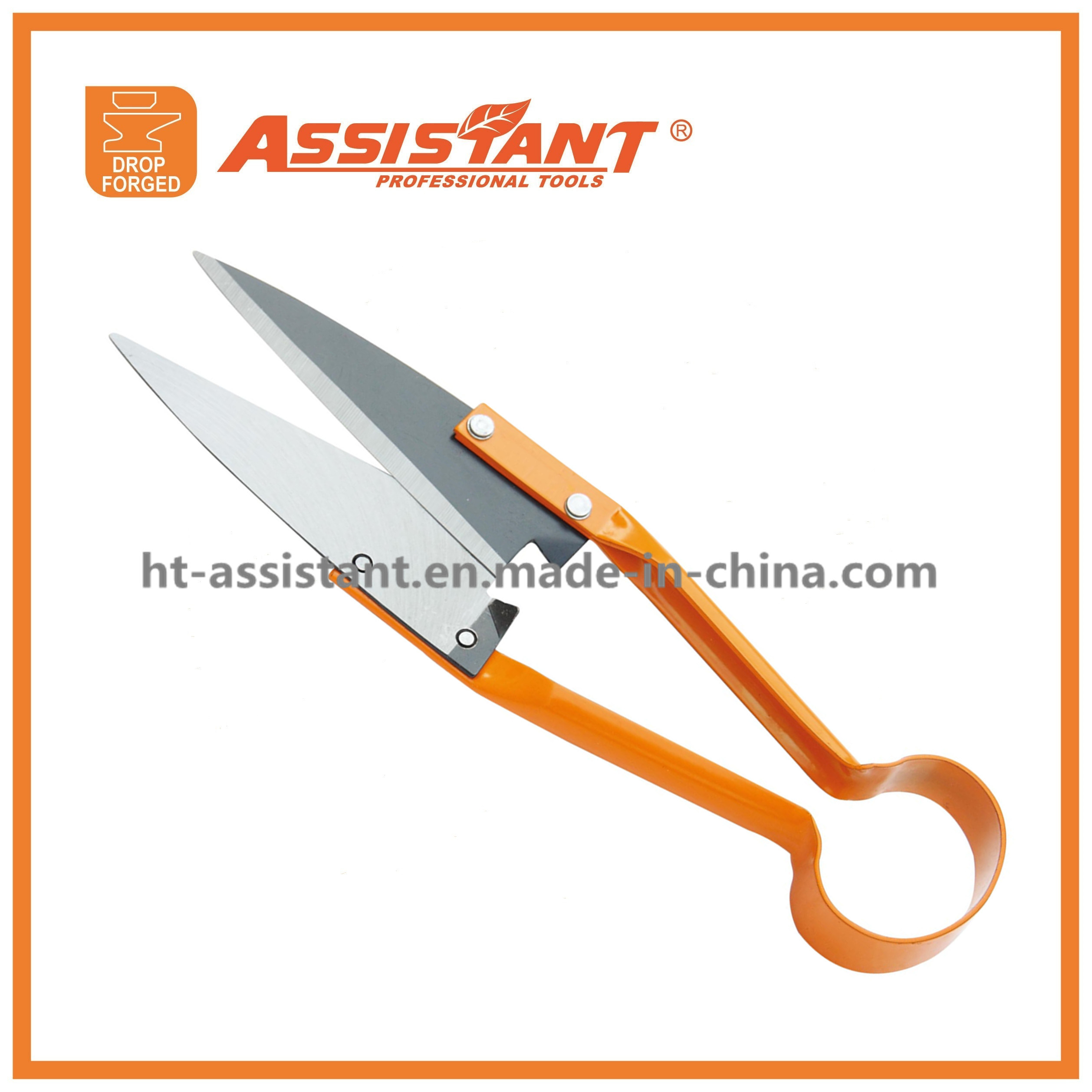 Double-Bow Goat Sheep Cow Horse Rabbit Shear Wool Trimming Scissors