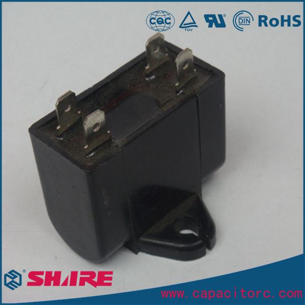 AC Motor Run Capacitor Cbb61 Fan Capacitor