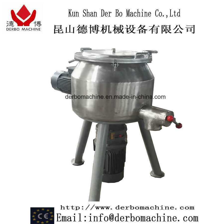 Stainless Steel Mixer for Powder Coatings