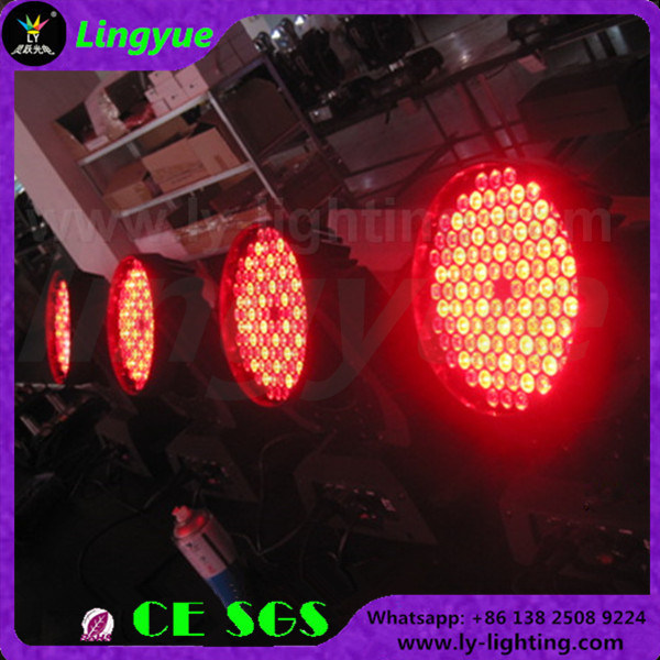 DJ Stage Lighting RGBW 108X3w LED Moving Head Wash