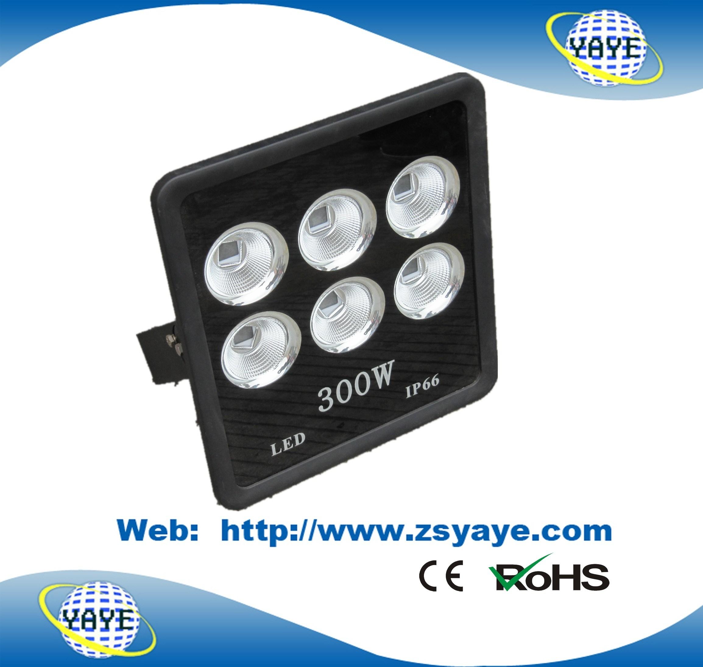 Yaye 18 Ce/RoHS/ 3 Years Warranty COB 200 LED Flood Light/ 200W COB LED Tunnel Light with 24000lm