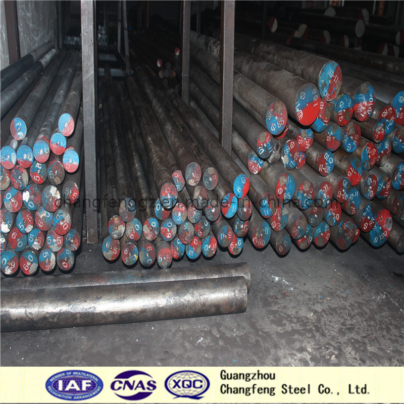 Cold Forging Die Steel Hssd DC53/ 1.2990/ W-Nr. 1.2379