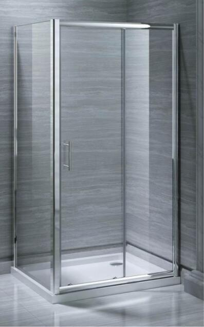 Bathroom MID-Range 6mm Sliding Door Shower Enclosure (MR-SL8012)
