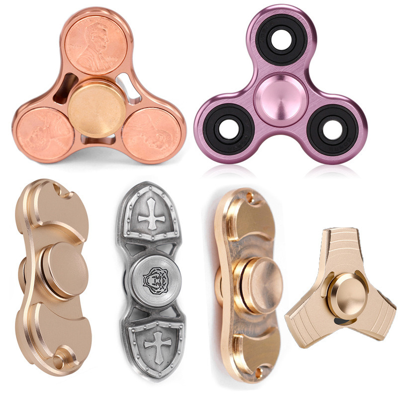 2017 Fidget Spinner Hot Popular Newest Release Stress Fidget Toys