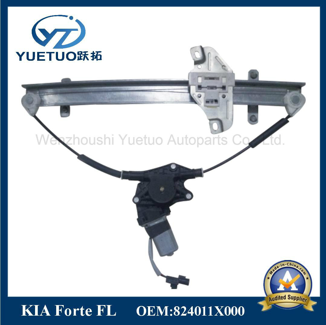 Motor Electric Window Regulator for Forte Front Left 824011X000