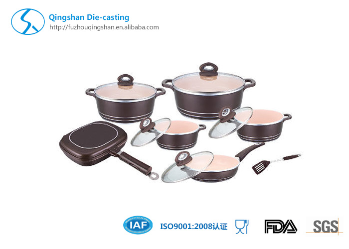 Whitfore USA Coating Aluminum Non-Stick Cookware Set