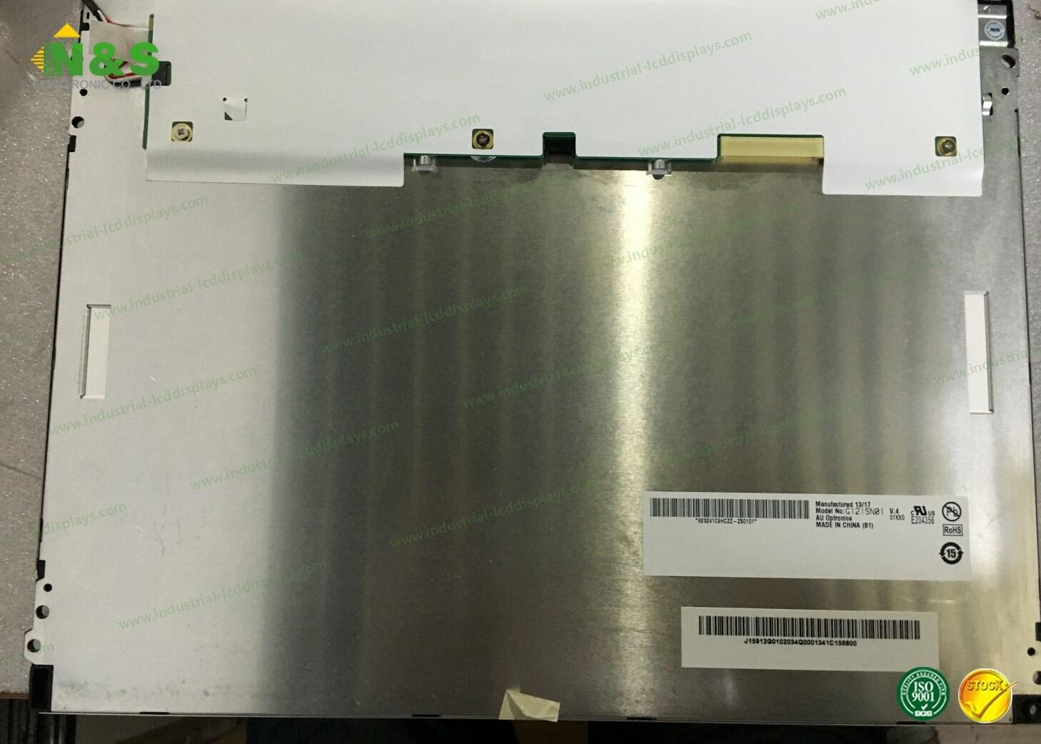 12.1 Inch LCD Display G121sn01 V4
