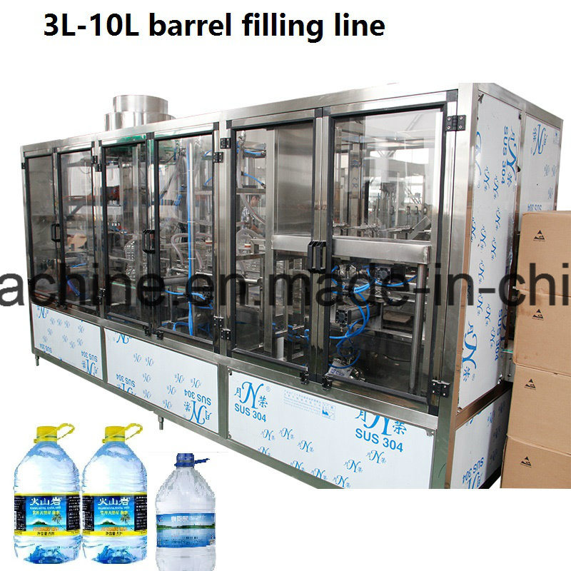 Complete Turn-Key Beverage Bottling Filling Packing Making Plant Machine for Bottle