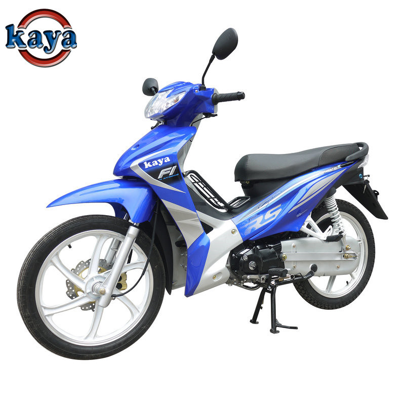 110cc Cub Motorcycle with Alloy Wheel Disc Brake Ky110-30A