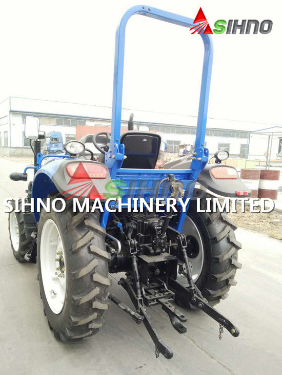 50HP 4WD Large Agricultural Tractor with High Quality Factory