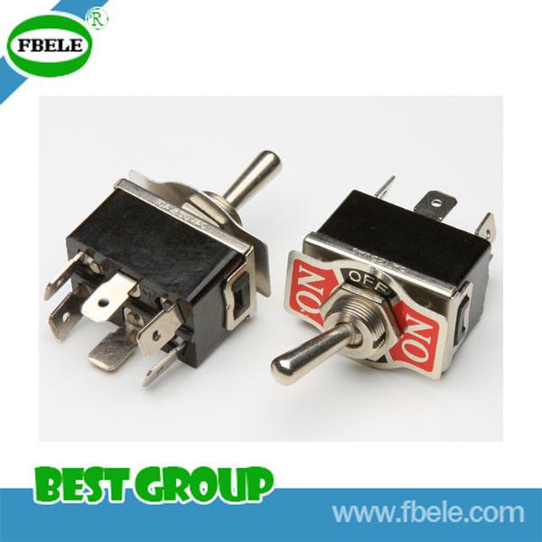 Medium Toggle Switch Micro Switch Rotary Switch