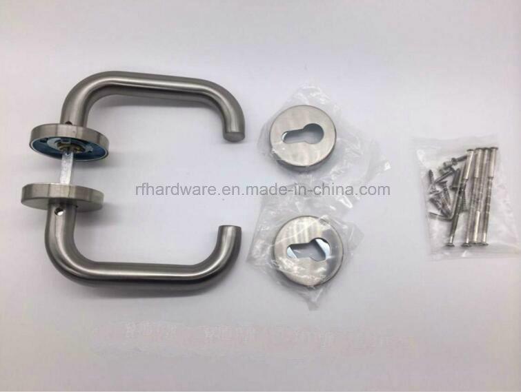 Stainless Steel Level Door Handle (RL003)