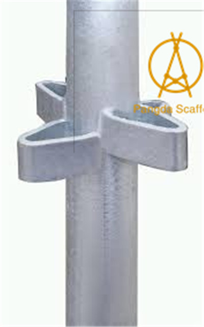 China High Quality Hot DIP Galvanized Type Kwikstage Scaffolding