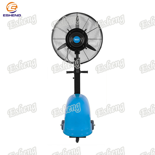 """26"""" Stand Comercial Centrifugal Mist Cooling Fan"""