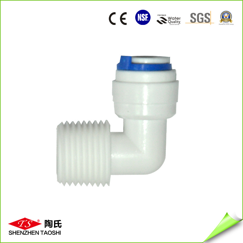 "K706 3/8"" Quick Fitting Connector for RO System"