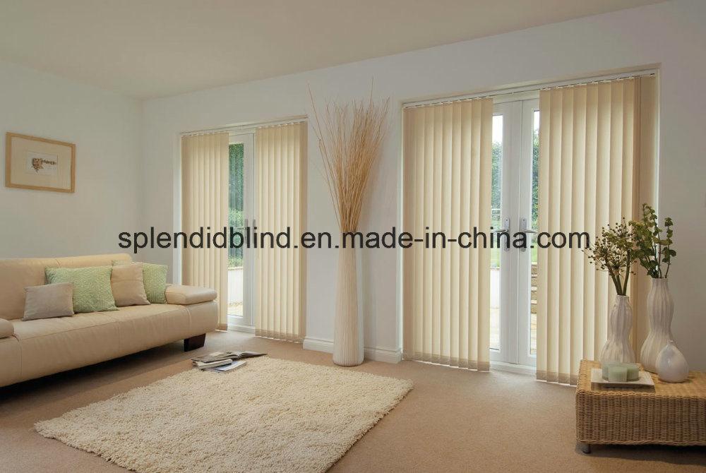 Home Use Windows Blinds Vertical Blinds Colors (SGD-V-3246)