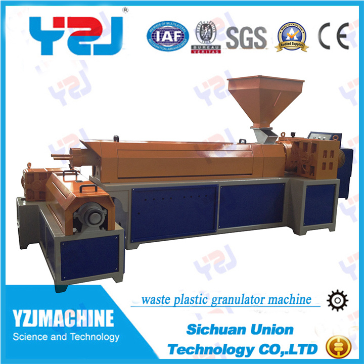 India Waste Plastic Recycling Machine Witn Plant