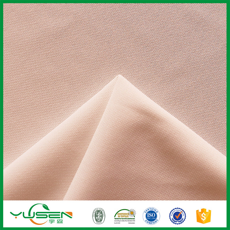 Polyester/Nylon/Spandex Knit Fabric, Interlock/Pique Fabric Hot Sales
