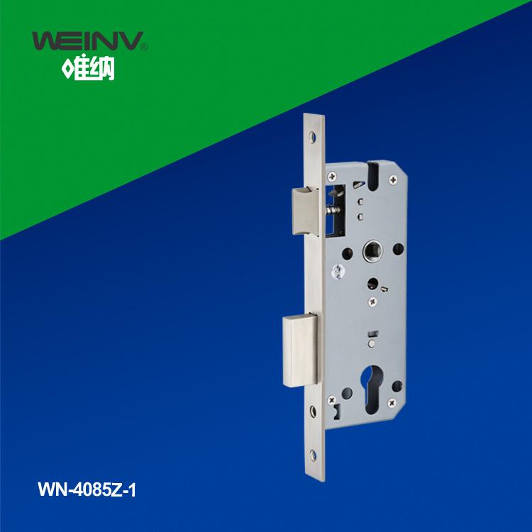 Stainless Steel Mortise Lock Set 4585-3