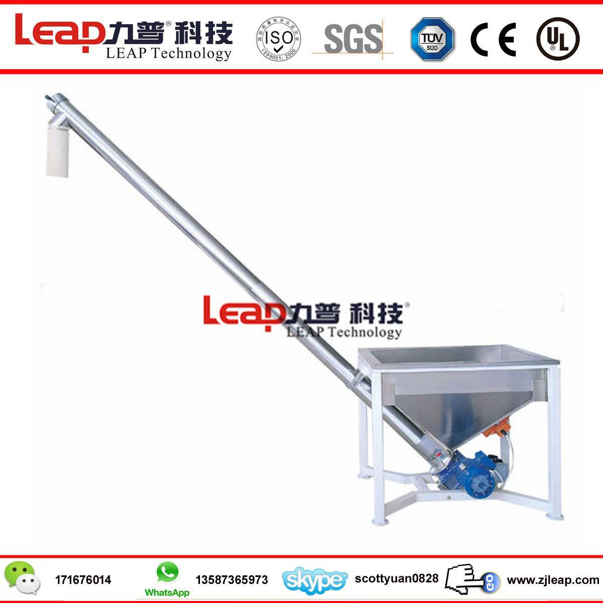 Selling High Efficiency Spiral Screw Conveyor