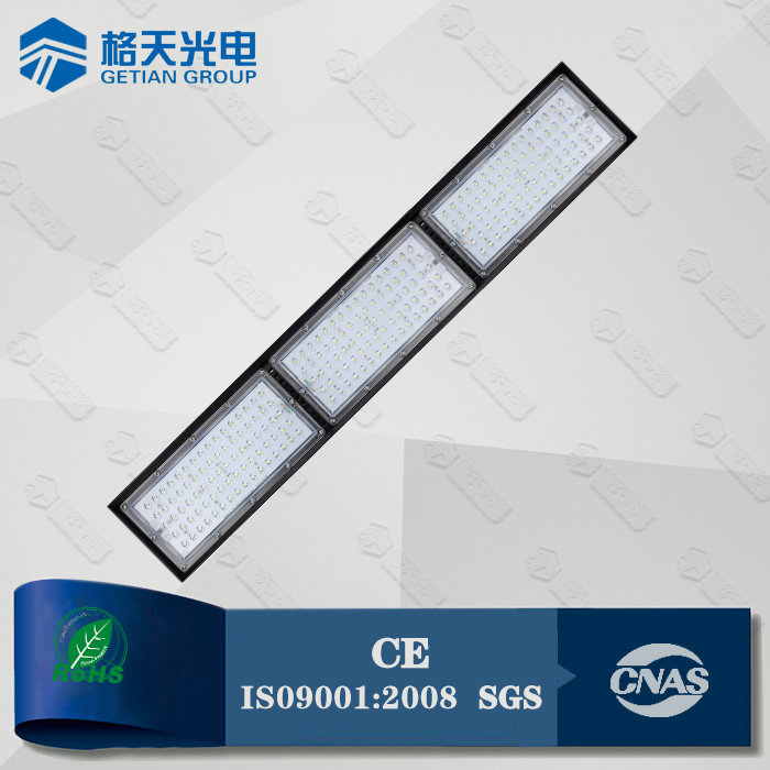 100W LED Warehouse Lighting 90-305VAC Cool White IP65