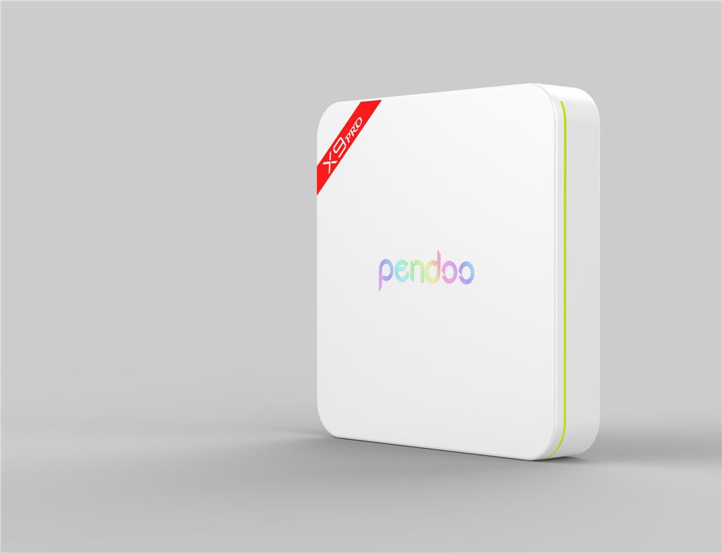 Pendoo X9 PRO S912 Android 6.0 TV Box Kodi 17.0 Octa Core Set Top Box