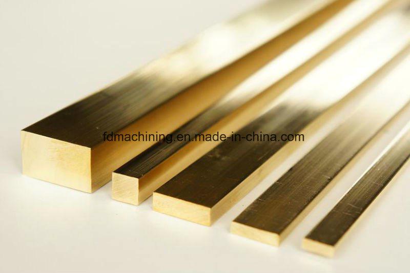 Hpb59 Brass Round Bar for Machining Use