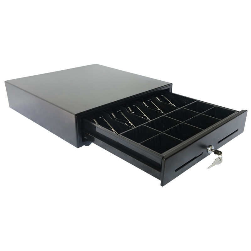 Small Cash Drawer for Private Retail Store Money or Bill/Coin Management