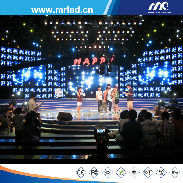 Best Design for Intelligent UTV1.875mm Indoor LED Display Screen by Mrled
