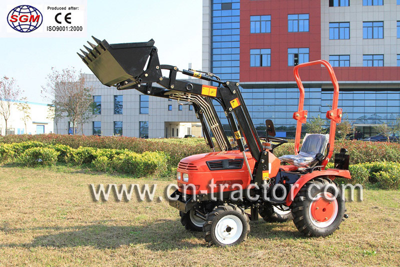 EEC Approved Jinma 164 Mini Garden Tractor