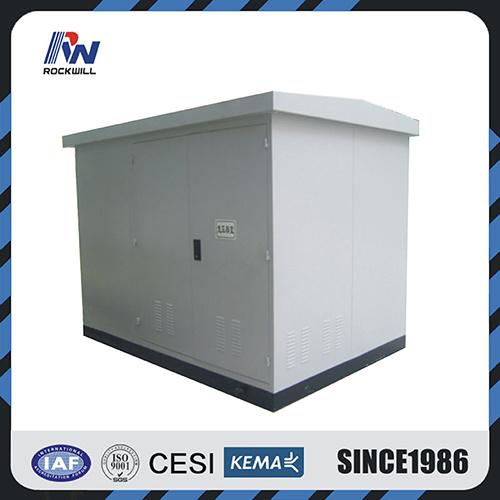 33/11kv Mobile Transformer Substation