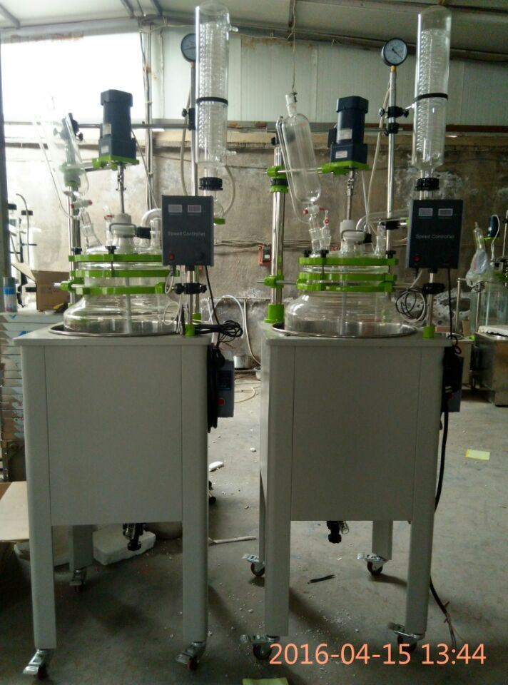Hb-100L Multi-Function Reactor/Single Layer Glass Reactor