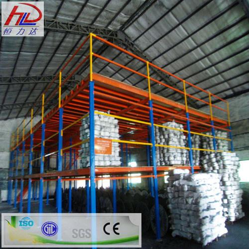 Customized Steel Platforms Mezzanine Storage Rack