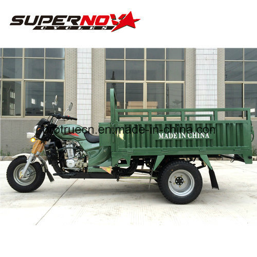 Strong and Heavy Loading 3 Wheel Motorcycle