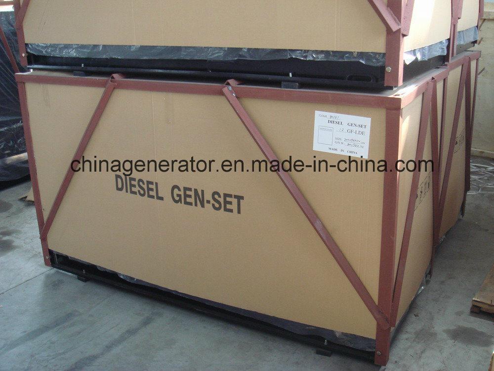50Hz 30kVA Factory Sales Ricardo Silent Power Diesel Genset