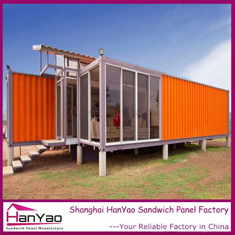 Sandwich Panel Living Container House