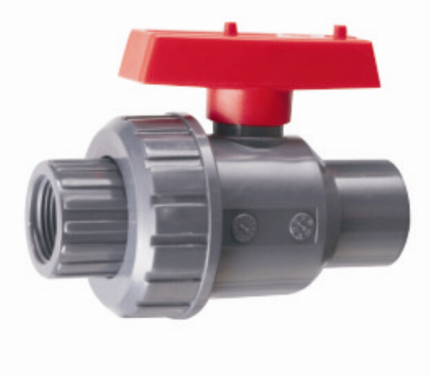 UPVC/CPVC Plastic Check Valves, Ball Valves