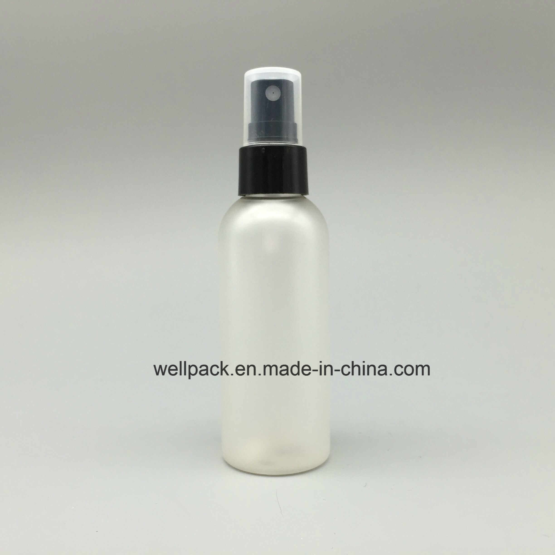 80ml White Pet Plastic Bottle with Sprayer