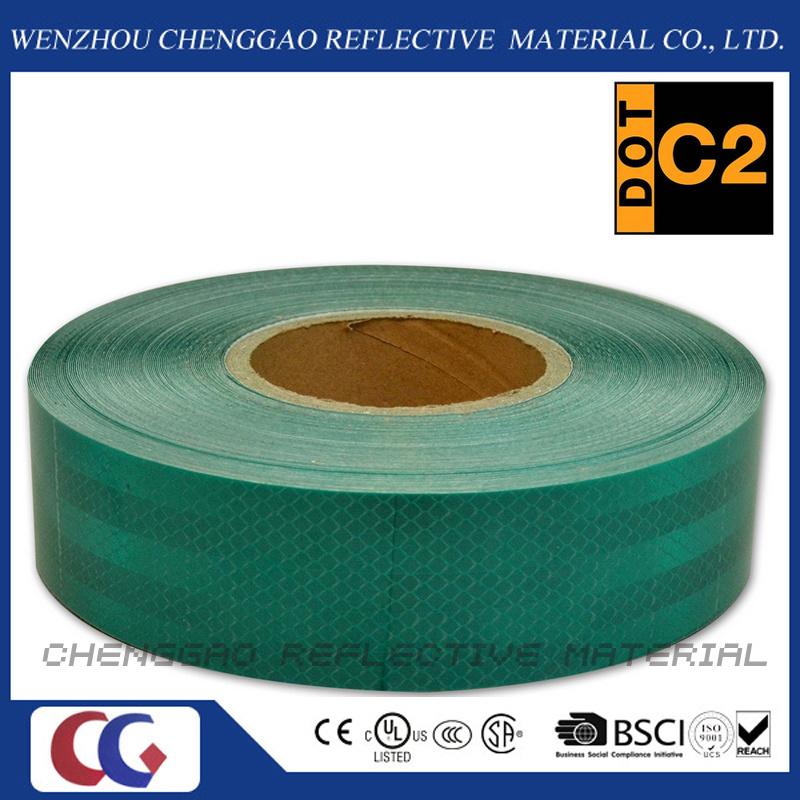 Dark Green Diamond Grade Safety Reflective Tape for Traffic (CG5700-OG)