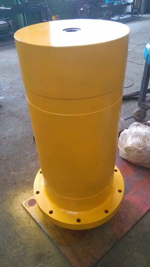Telescopic Industrial Oil Cylinder