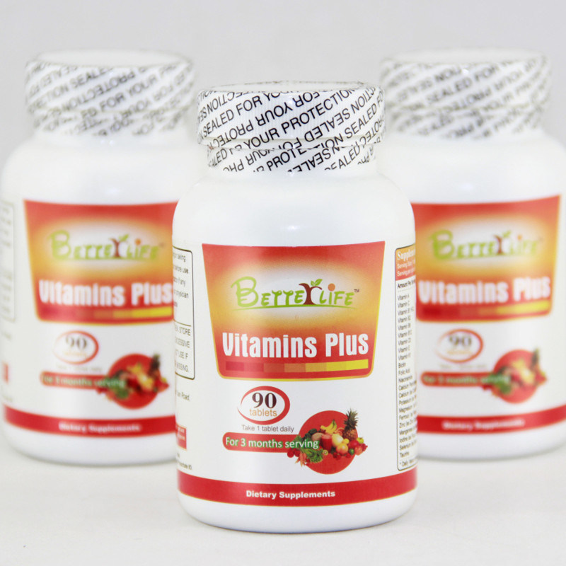 Wholesale Multi Vitamin Tablets with Minerals