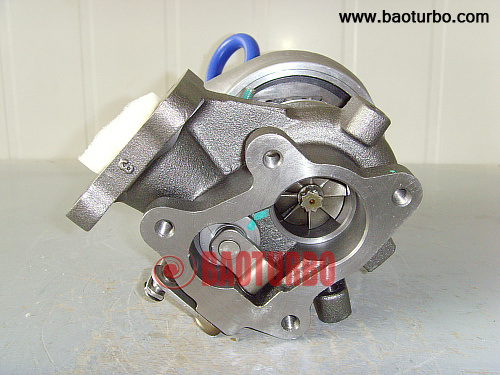 CT9 17201-64110 Turbocharger for Cummins