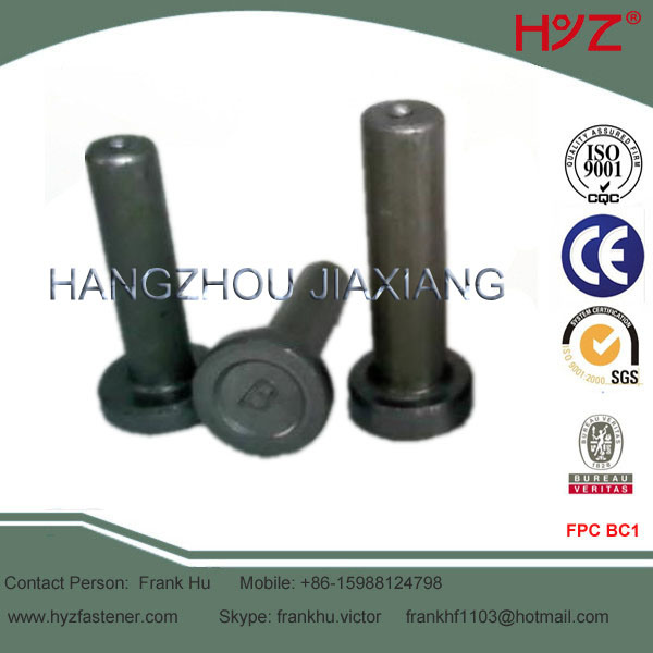 Ms Steel Headed Stud with Ceramic Ferrule ASTM A108