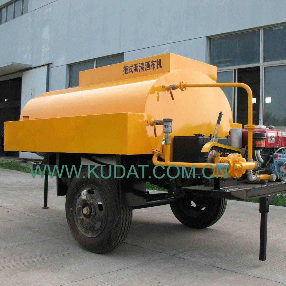 Trailer Asphalt Distributor 1000L Asphalt Tank