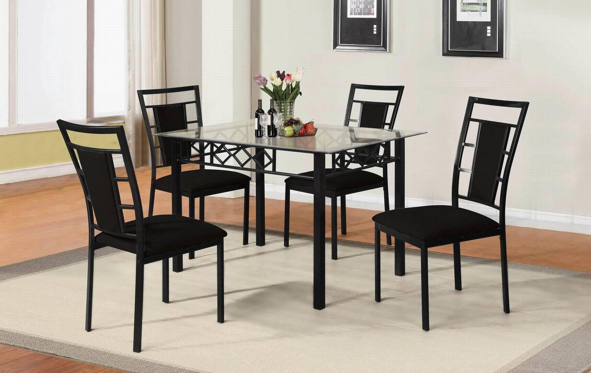 13132 Metal Dining Furniture