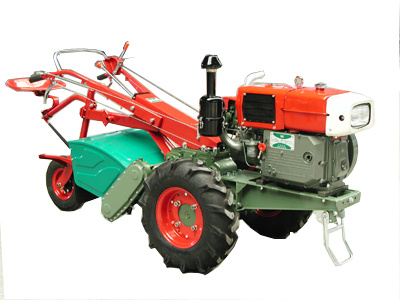 Hand Walking Tractor 2 Wd