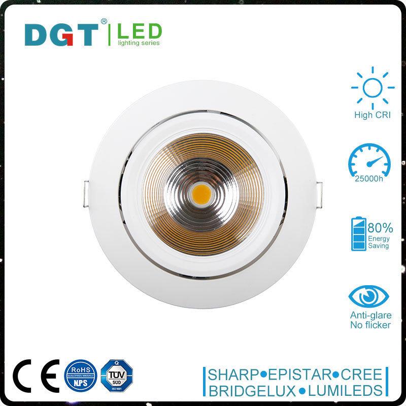 30W Retrofit Adjustable LED Spotlight