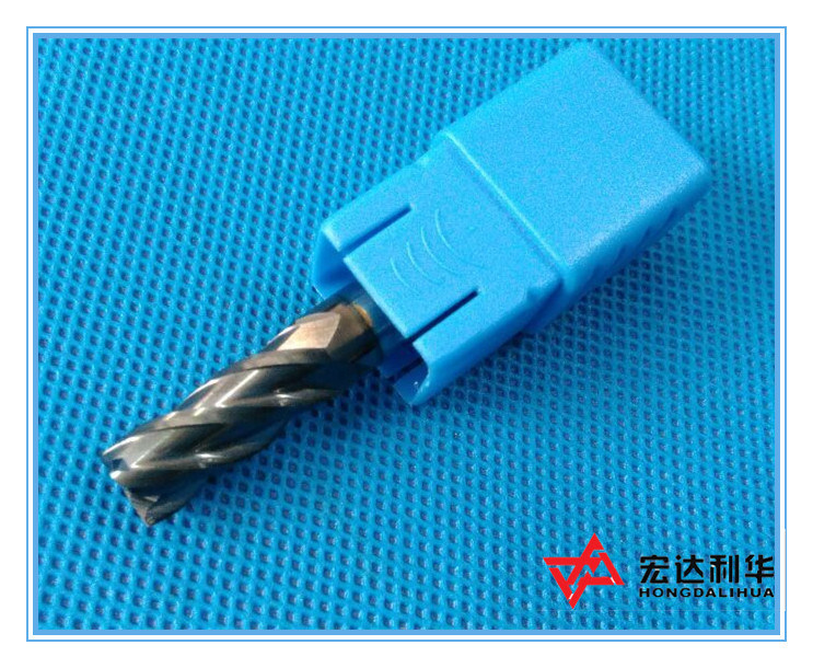 Tungsten Carbide End Mills for Cutting Tools