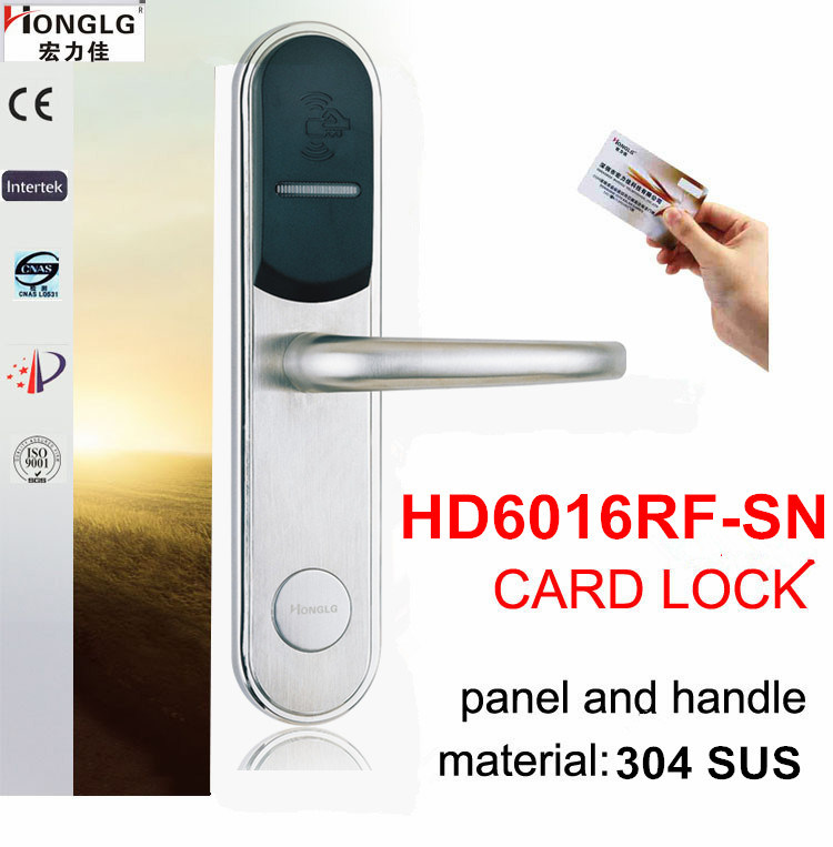 2015 New Products Hotel Door Lock System